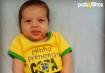 Matheus, filho da Patricia Ferreira.