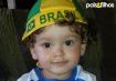 João Vitor, filho da Andreia Gil.