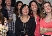 Ao centro, Marcia Neder, diretora de criação da Pais & Filhos TV