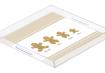 Bandeja de acrílico, que você pode personalizar - Paperview - R$322